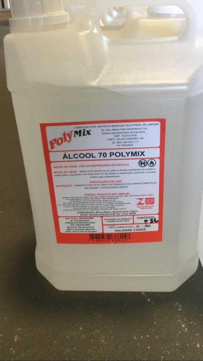 Alcool Gel 70º