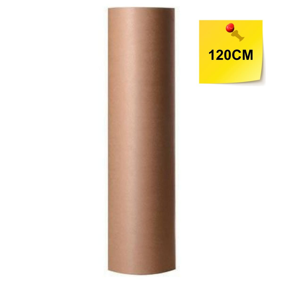 Bobina Kraft 120cm 80gr Safra