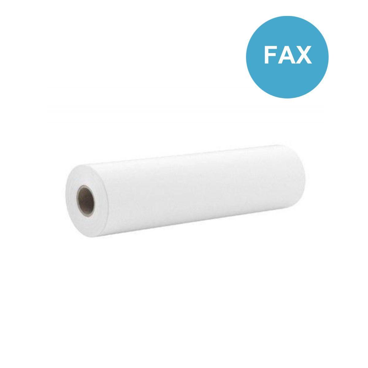 Bobina Para Fax 216x30m Regispel