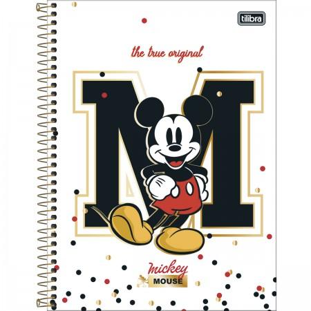 Caderno capa Dura Mickey Mouse
