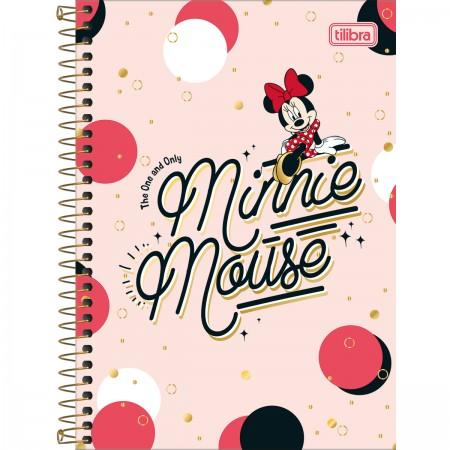 Caderno Capa Dura Minnie