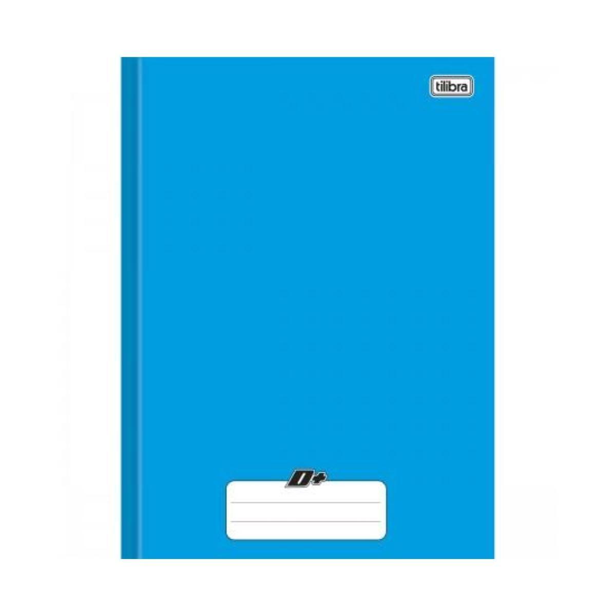 Caderno D+ Brochurão Capa Dura 96 Folhas Tilibra
