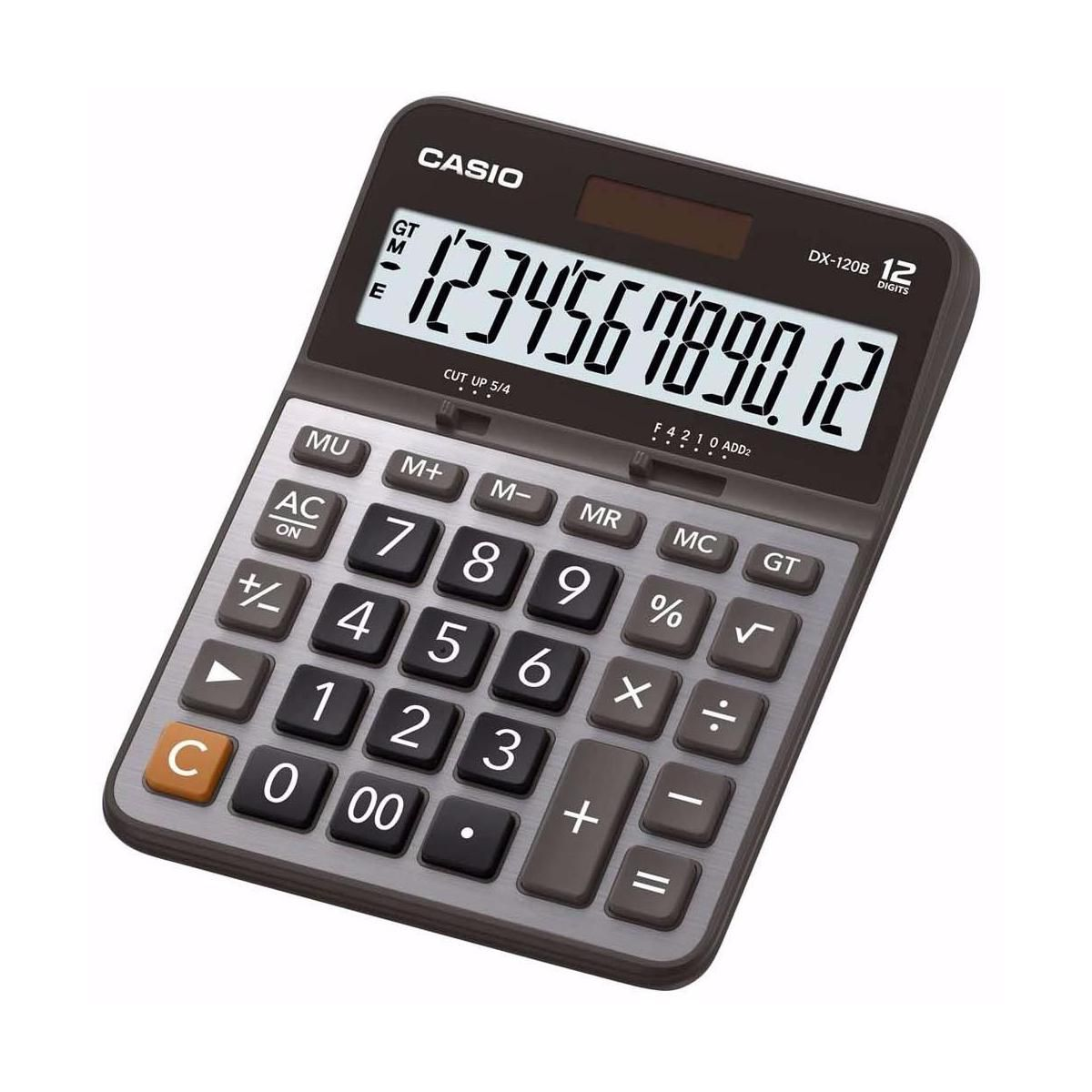 Calculadora 12 Dígitos Casio