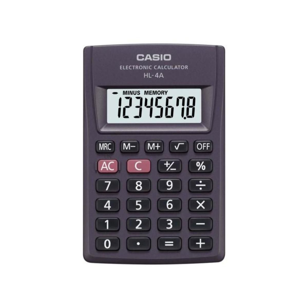 Calculadora 8 Dígitos Casio