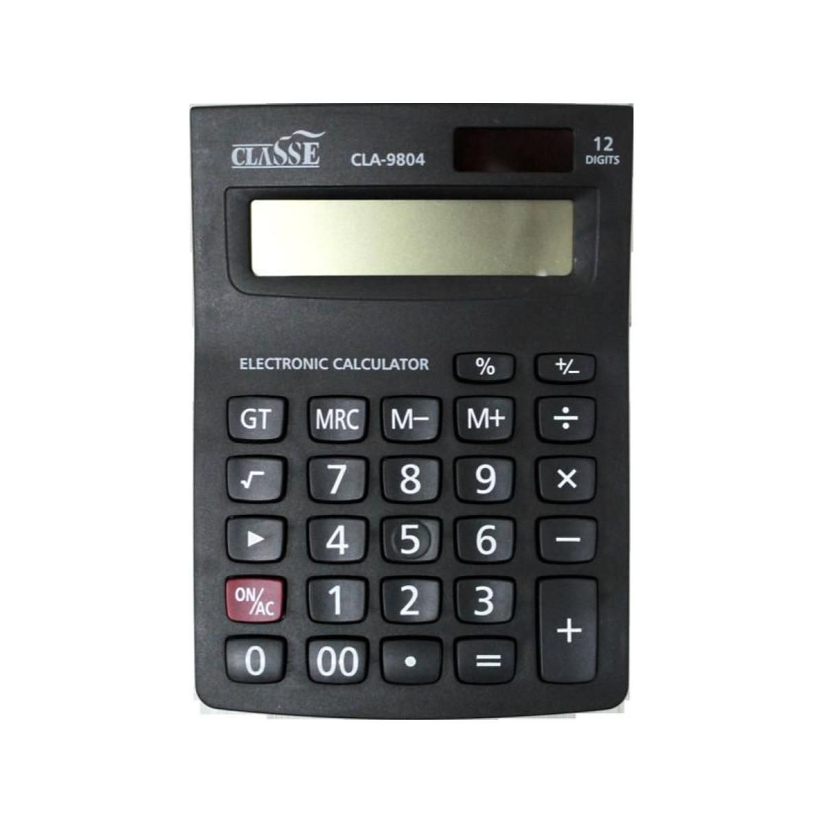 Calculadora Cla-9804 12 Dígitos Classe