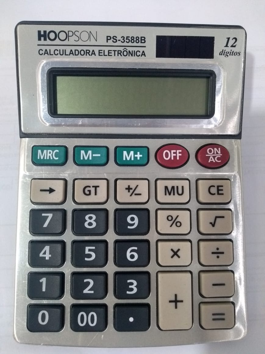 Calculadora PS-3588B 12 DIG