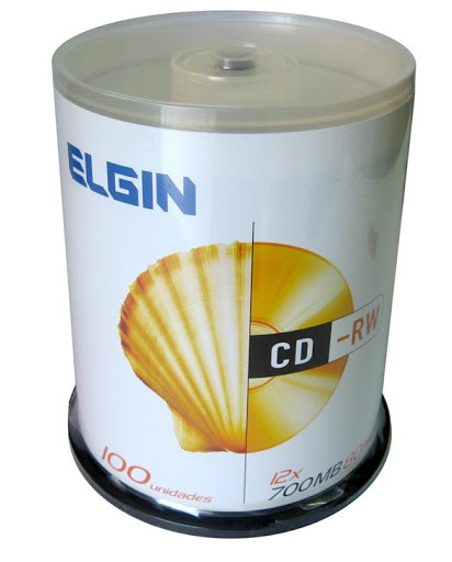 CD-R Grav 700mb/80 52X s/capa
