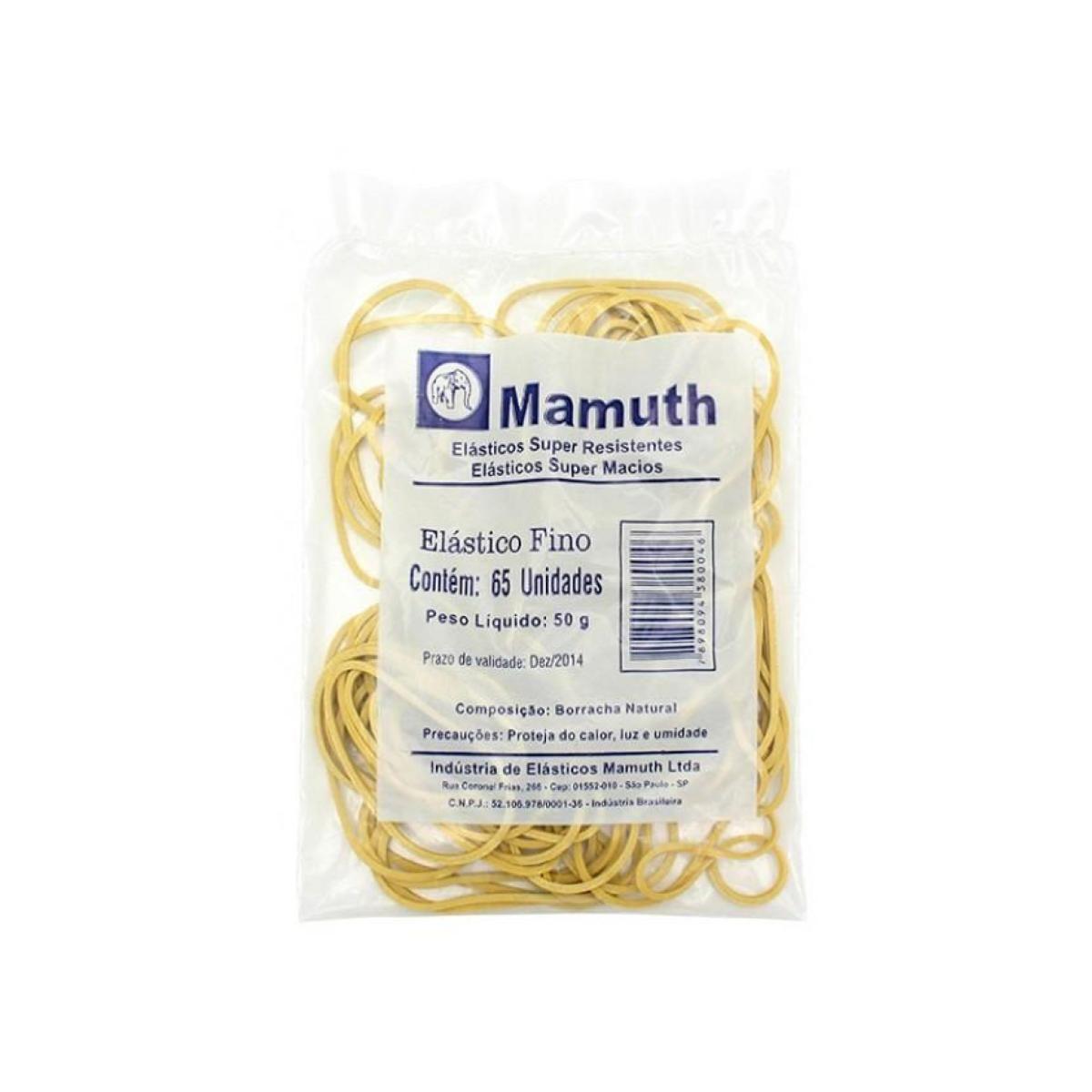 Elástico N.18 Mamuth