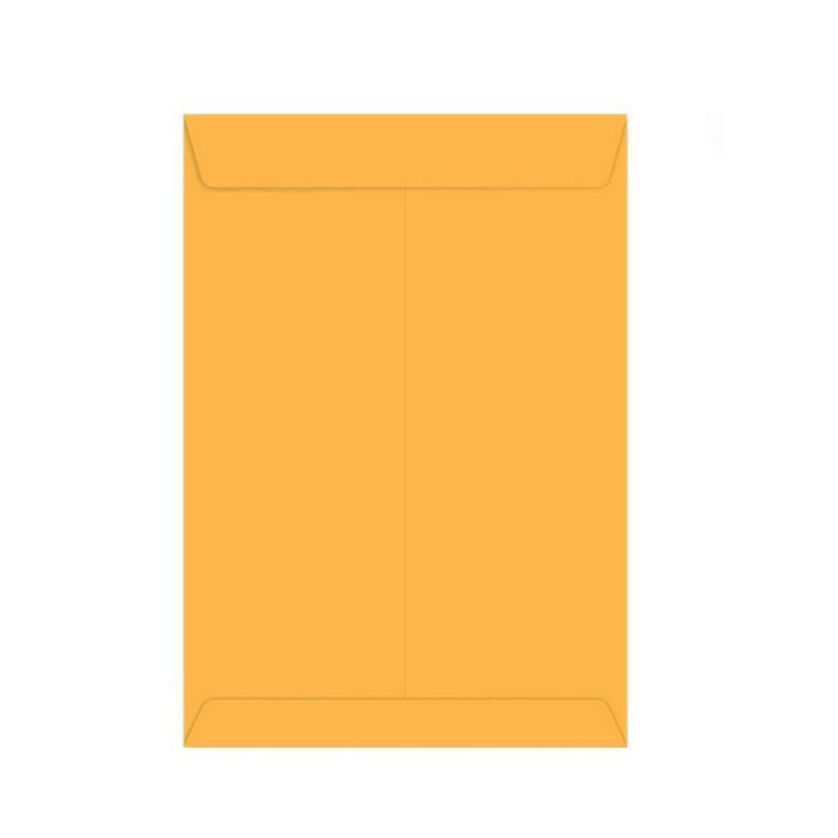 Envelope Saco Kraft Ouro Foroni