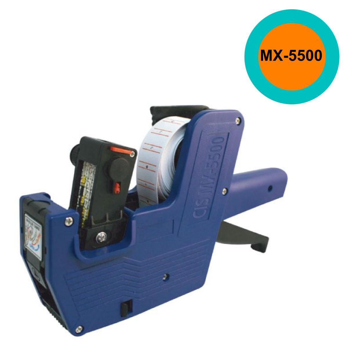 Etiquetadora MX-5500 Cis
