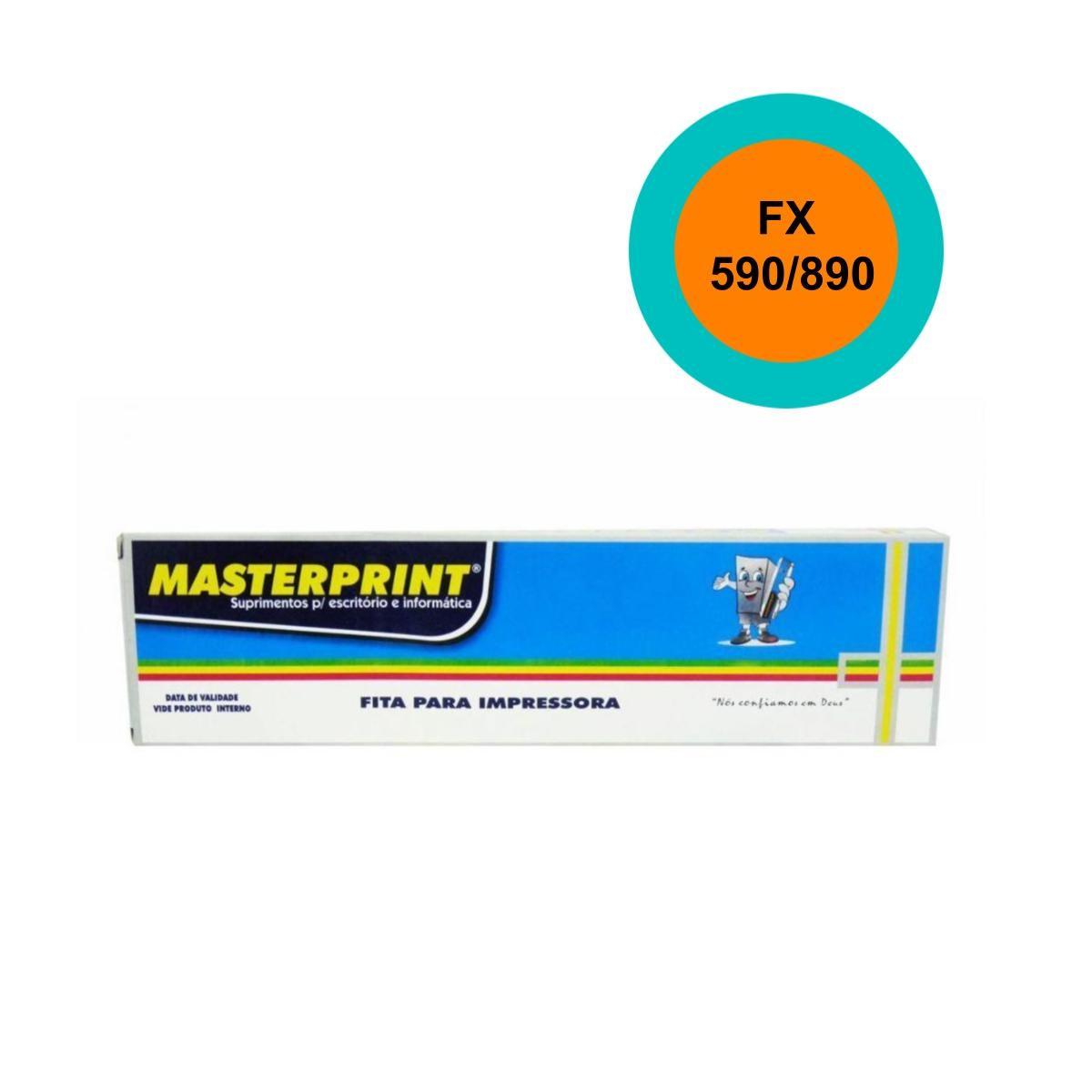 Fita Epson FX 590/890 Masterprint