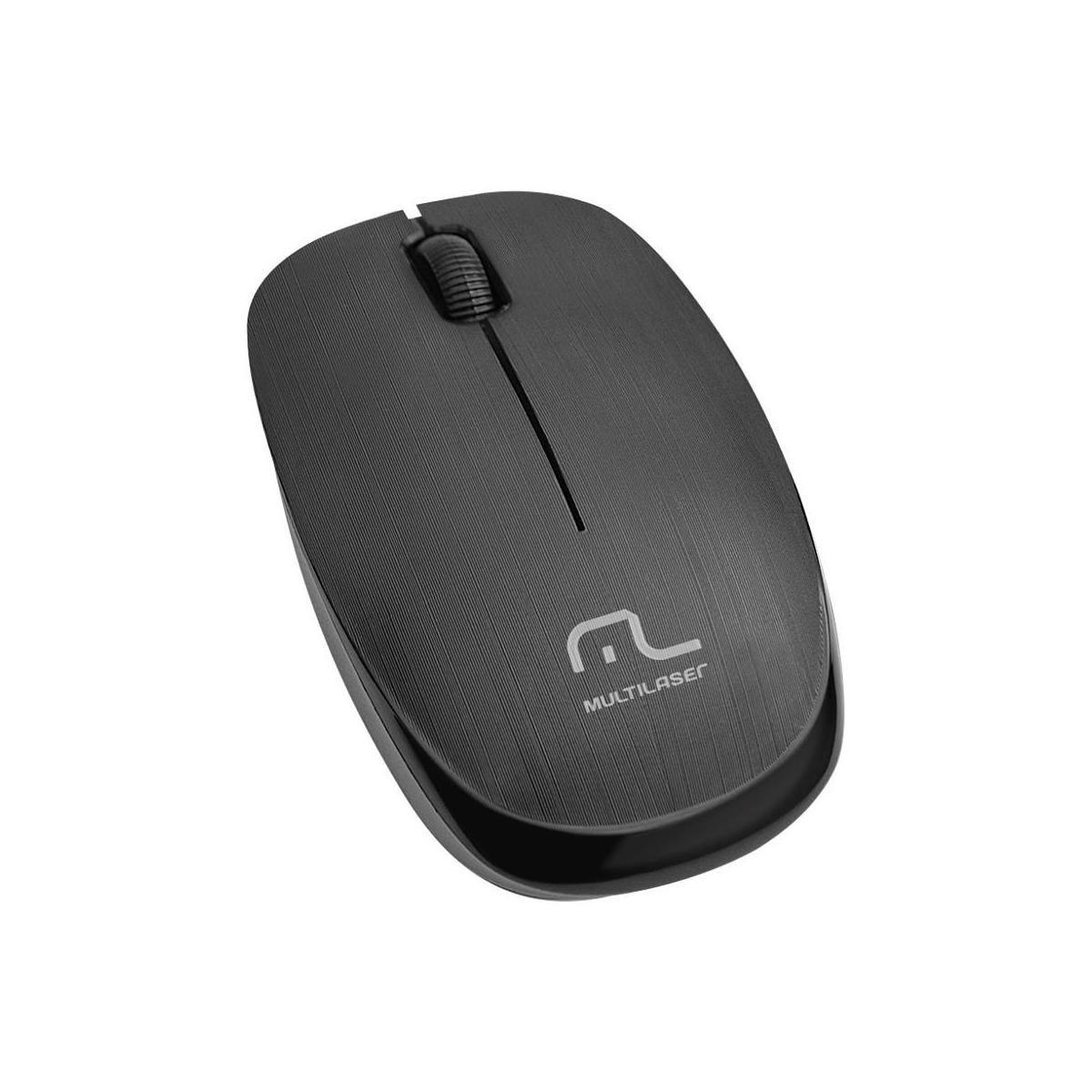 Mouse Sem Fio MO251 Multilaser