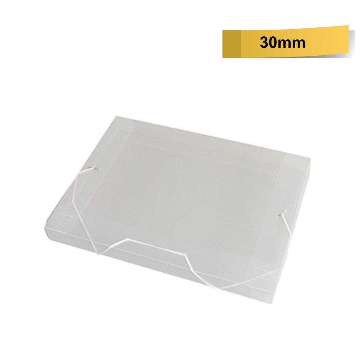 Pasta Plástica Oficio 30mm