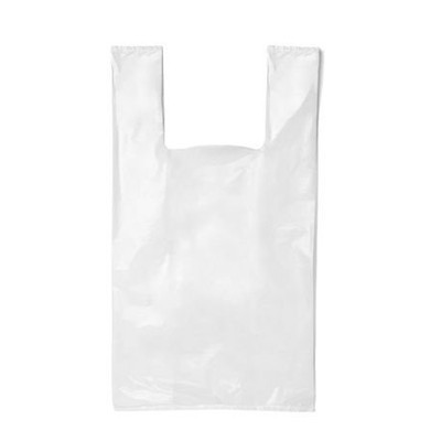 Sacola Plastica Branca