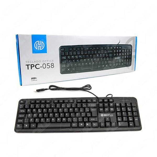 Teclado USB TPC-058