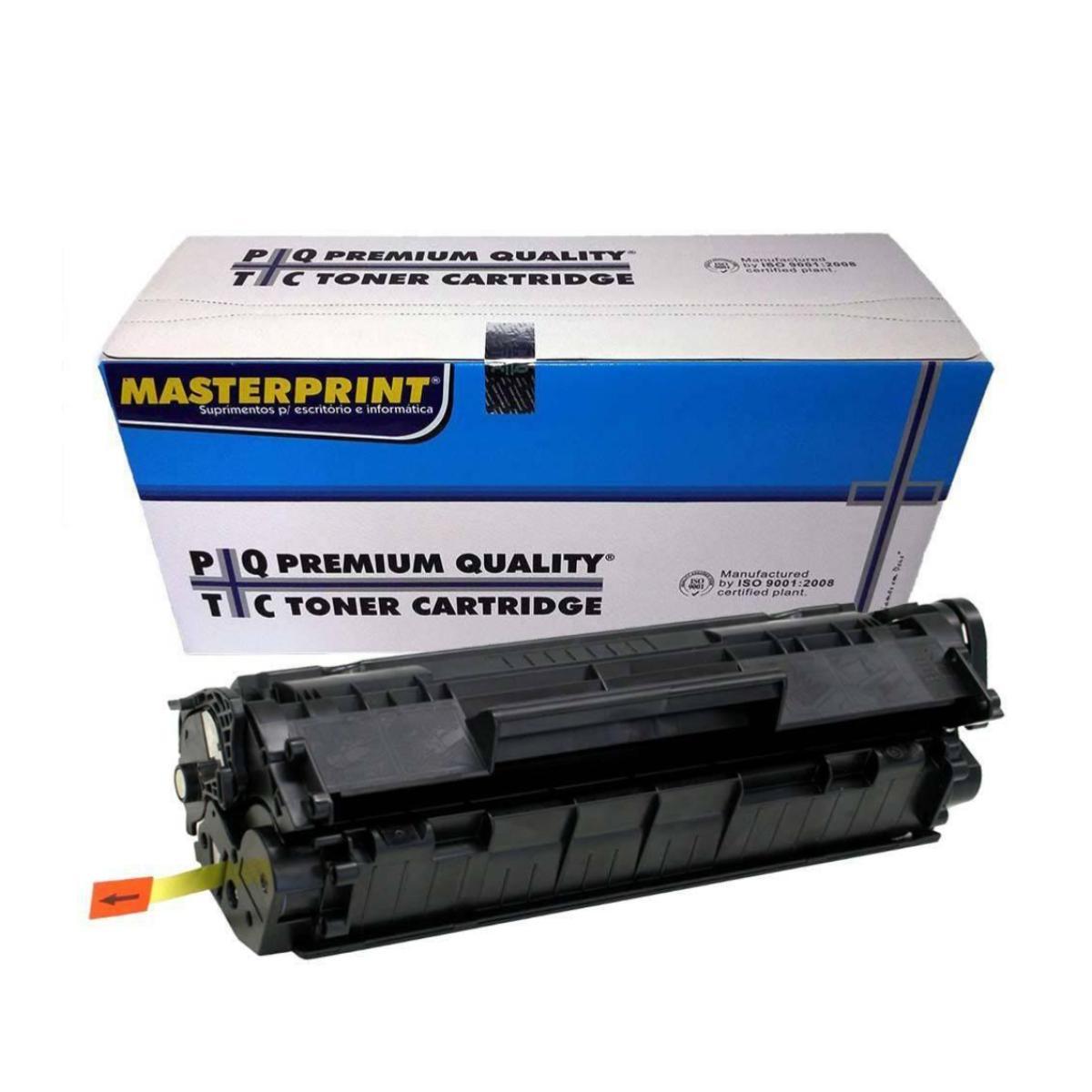 Toner HP CE255X Compatível Masterprint