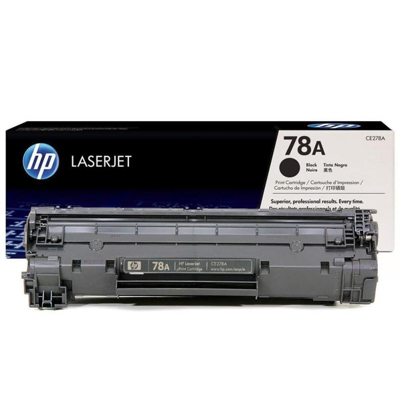 Toner HP Original e Compatível Masterprint - Preto