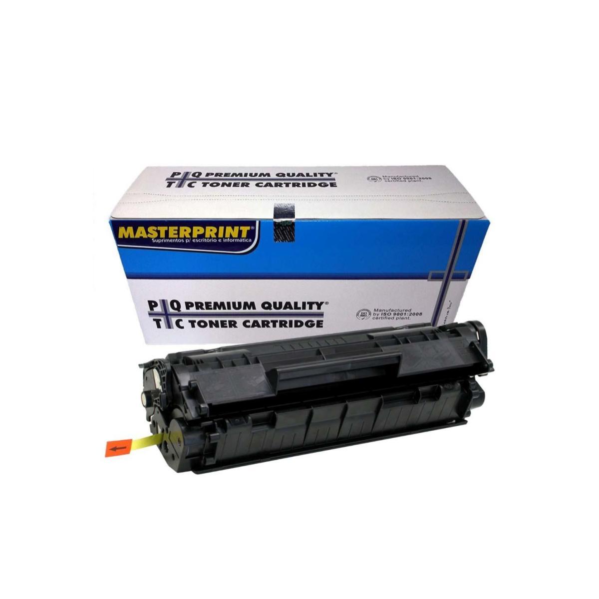 Toner HP Q2612A Compatível Masterprint