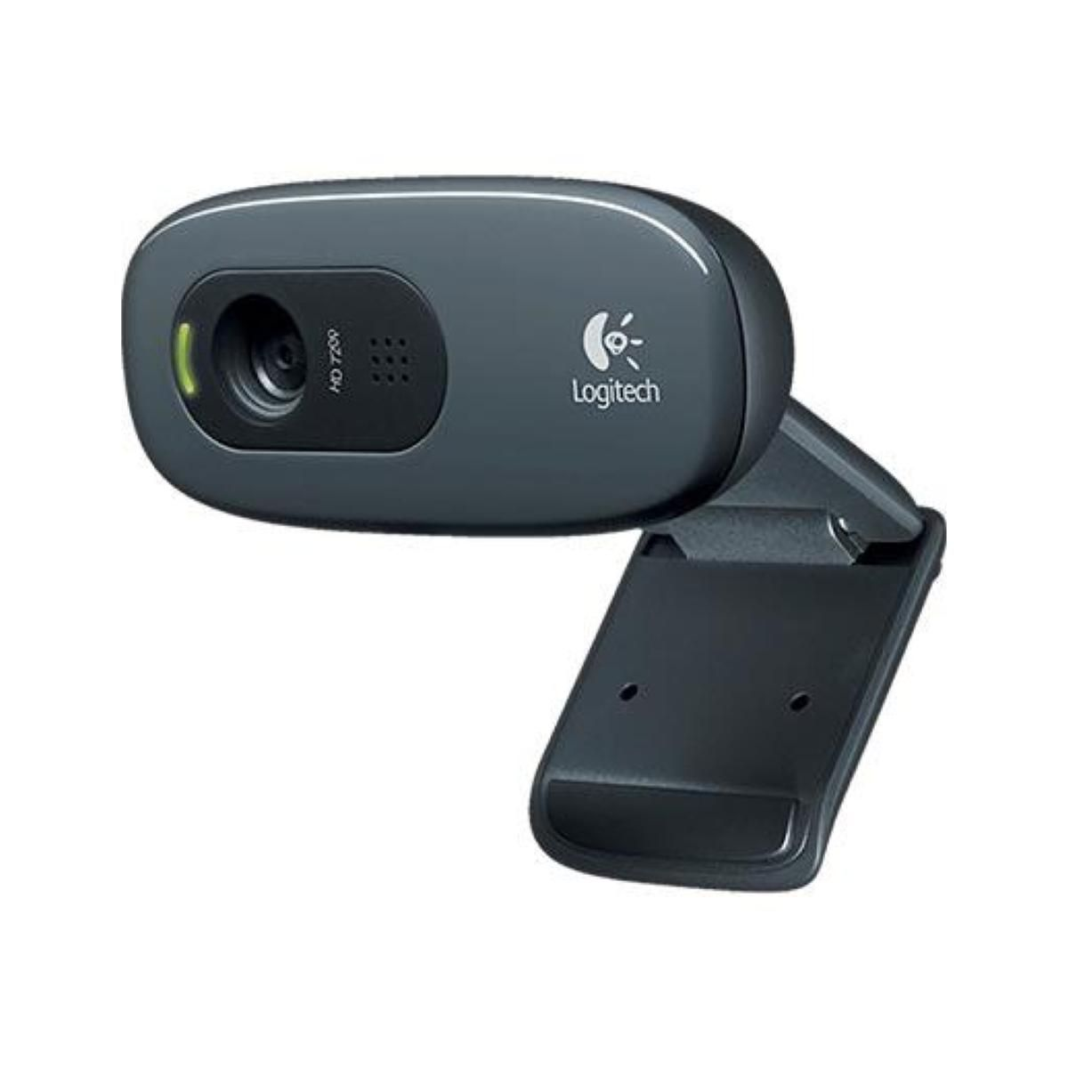 WebCam HD Com Microfone C270 Logitech