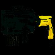 MARTELETE SDS PLUS COM 2,4J - 3 MODOS 800W 127V C/ 6 BROCAS 127V