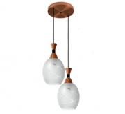 PENDENTE MALASIA 2 LAMPADA - KIN LIGHT