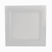 PLAFON DE EMBUTIR SLIM LED QUADRADO 12W 6500K BRANCO - BRONZEARTE
