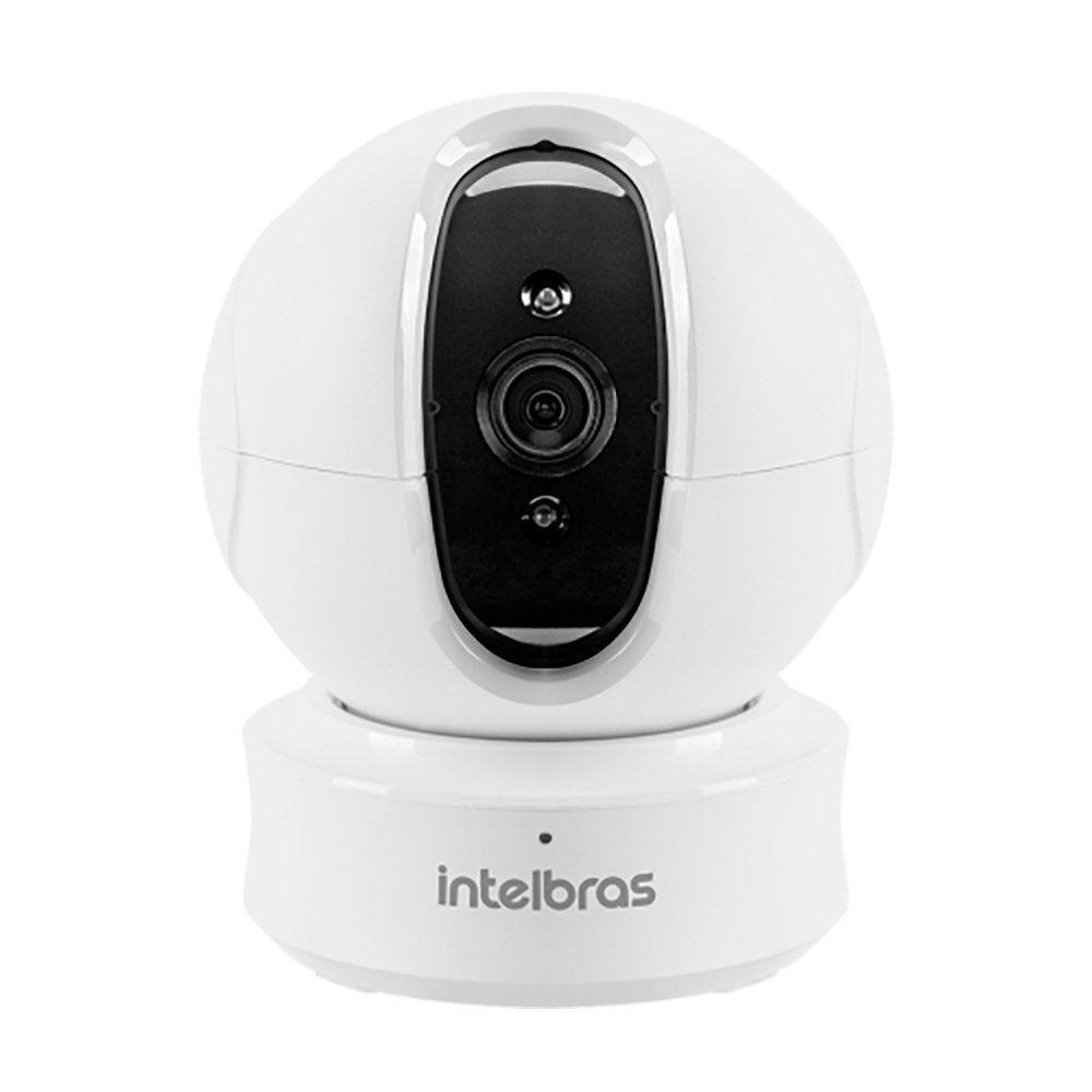 Câmera de Segurança Wi-Fi HD IC4 -INTELBRAS