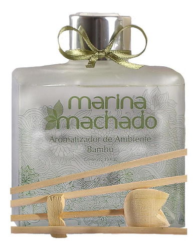 DIFUSOR BAMBU 350ML - MARINA MACHADO