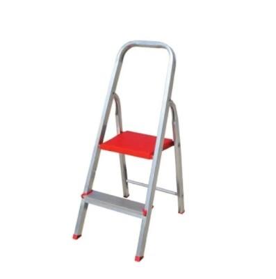 Escada de Alumínio Domestica 2 Degraus Dobrável - Reisam