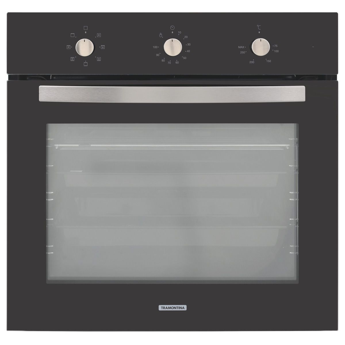 FORNO ELÉTRICO 71 LITROS NEW GLASS COOK B 60 F7 94867220 - TRAMONTINA