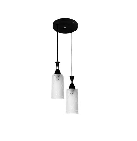 PENDENTE BELIZE 2 LAMPADAS - KIN LIGHT