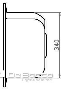 PIA FUNZIONALE  62x43x22cm C/ACESSÓRIOS 20219 - DEBACCO