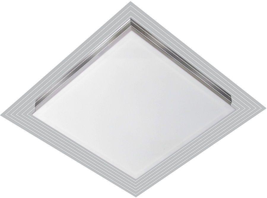 PLAFON LED LISBOA 16W 6500W BRANCO - TUALUX