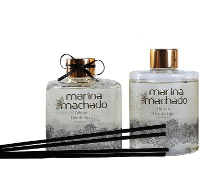 REFIL DIFUSOR FLOR DE FIGO 350ML - MARINA MACHADO