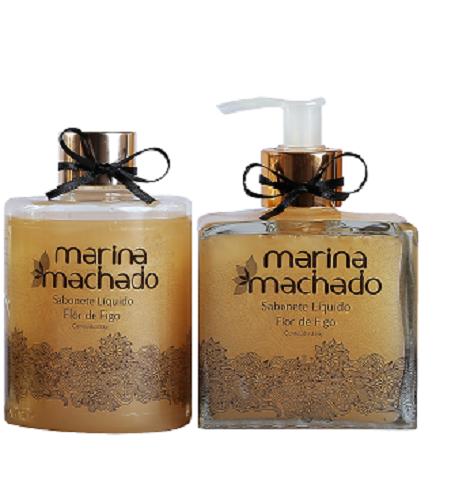 REFIL SABONETE DOURADO FLOR DE FIGO 355G - MARINA MACHADO