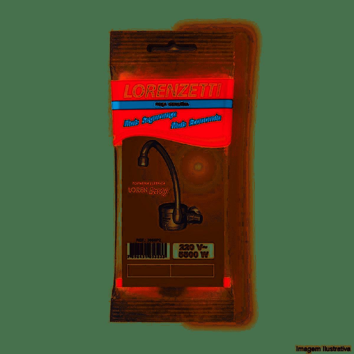 Resistência 3056 P2 5500W 220V - Torneira LorenEasy Lorenzetti -
