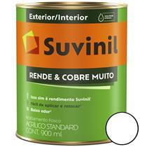 TINTA ACRÍLICA RENDE & COBRE MUITO FOSCO 900ML EXTERIOR/INTERIOR - SUVINIL