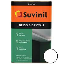TINTA DIRETO SOBRE GESSO / DRYWALL 18LT INTERIOR - SUVINIL