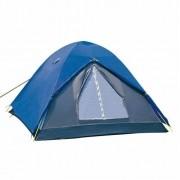 Barraca de Camping Nautika Fox 3/4 Pessoas 1.800 mm C/Sobretudo