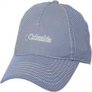 Boné Columbia Proteção Solar Chill Carbon - Azul Pontilhado
