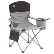 Cadeira Dobrável com Cooler Coleman Cinza