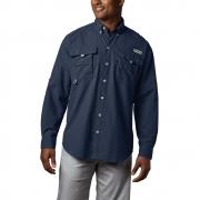 Camisa Columbia Bahama II M/L - Azul Marinho