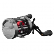 Carretilha Marine Sports Caster Power 400-BL - Esquerda