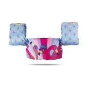 Colete Ativa Kids Infantil Homologado - Flamingo