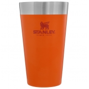 Copo Térmico Stanley 473Ml  S/ Tampa Orange