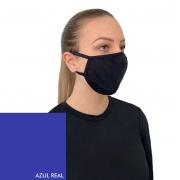 Kit 5 Máscaras Proteção Vitho Confort +50 UV - Azul Real
