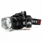 Lanterna de Cabeça T6 Profissional
