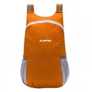 Mochila Compacta Albatroz Fishing Sport Bag AF-BX01 Laranja