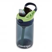 Squeeze Contigo Kids Infantil Autospout Tritan 414 ML - Verde/Marinho