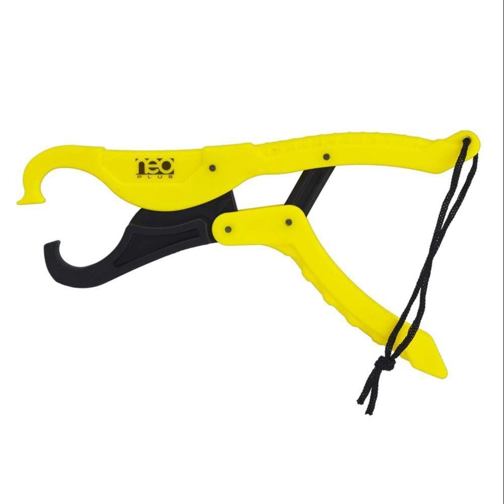 Alicate de Contenção Neo Plus Fishing Grip Amarelo